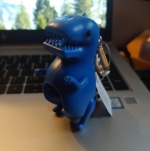 Dinosaur pocketbac holder